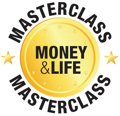 Money & Life Masterclass logo